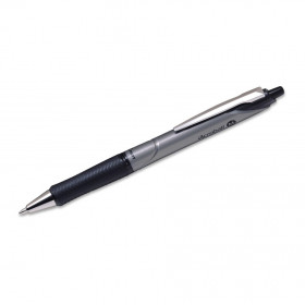 Stylo bille rétractable PILOT Acroball- M - noir