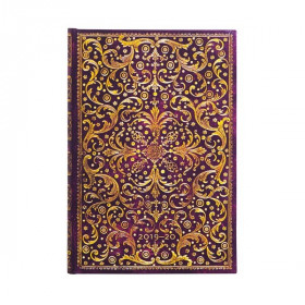 Agenda PAPERBLANKS Aurelia - Mini - 100×140mm - 1 semaine sur 2 pages horizontal