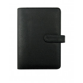 Agenda organiseur EXACOMPTA Exatime 17 light Baltique noir - 190 x 135 mm